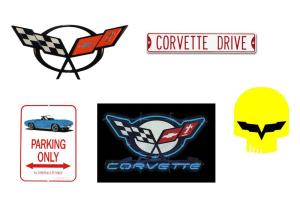 corvette-art-banners-gifts