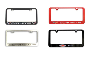 corvette-license-plate-frames-gifts